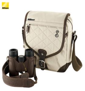 Nikon SHE Adventure 10x36 ATB Binocular (Chocolate)