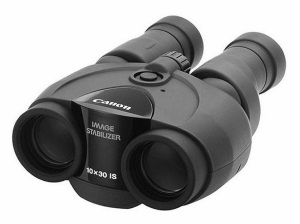 best stargazing binoculars - Best Canon 10x30 IS Ultra-Compact Binoculars (Black)