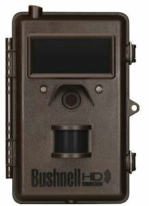 Bushnell 8MP Trophy Cam HD Wireless Black LED Trail Camera with Night Vision - best rated trail camera