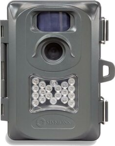 simmons whitetail trail camera with night vision (4mp) reviews