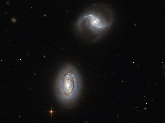 bosom buddies astronomy