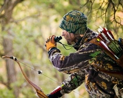 on the hunt for binoculars