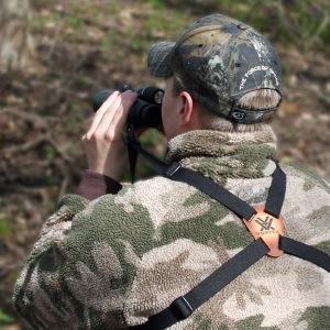 best binocular harness reviews for zeiss, canon, bushnell, leupold, vortex