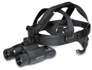 Night Owl Tactical Series G1 Night Vision Binocular Goggles (1x)