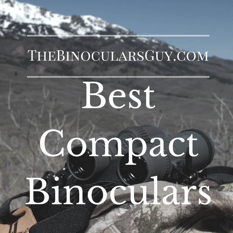 Best Compact Binoculars 2017's Top Picks, Reviews and Buying Guide
