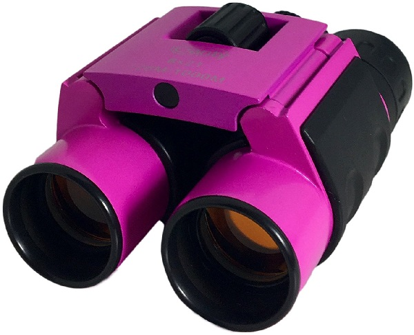 ​​​iClarity Compact Small Mini Folding Binoculars